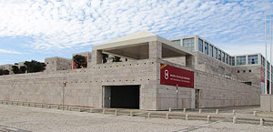 Belém Cultural Centre, Lisbon, Portugal