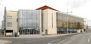 PRONI building, Titanic Quarter, Ireland