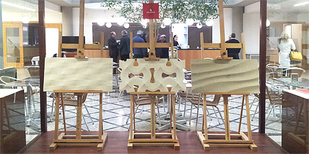 3D Façades on show in Leiria
