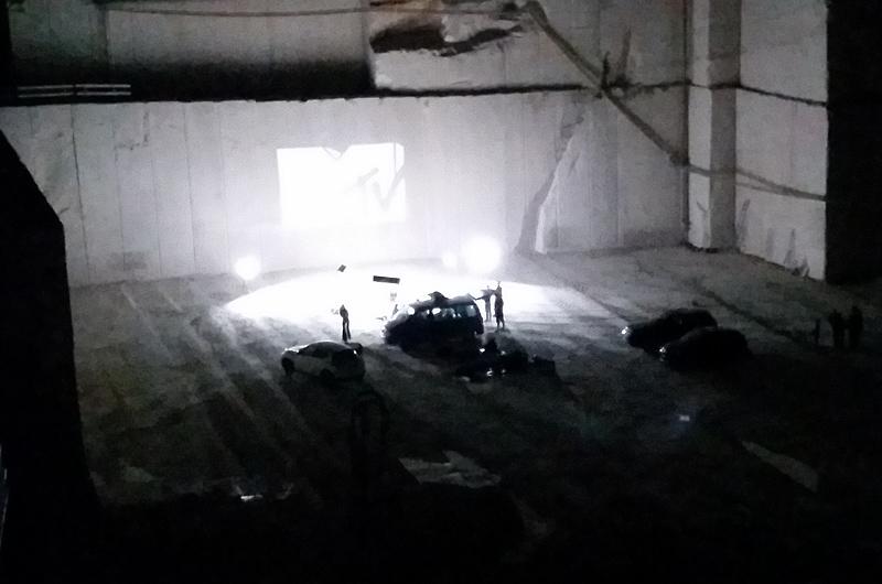Vale da Moita quarry featured in MTV Portugal anniversary videos