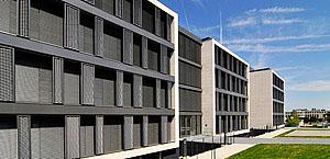 Edificio de oficinas en Cloche D'Or, Luxemburgo