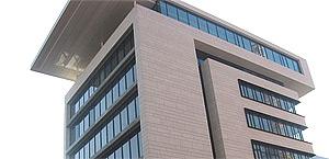 Edificio-sede del Grupo Garbe, en Hamburgo, Alemania