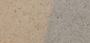 Piedra Amazona Clássico con acabado apomazado.