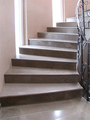 escaleras de abanico solancis