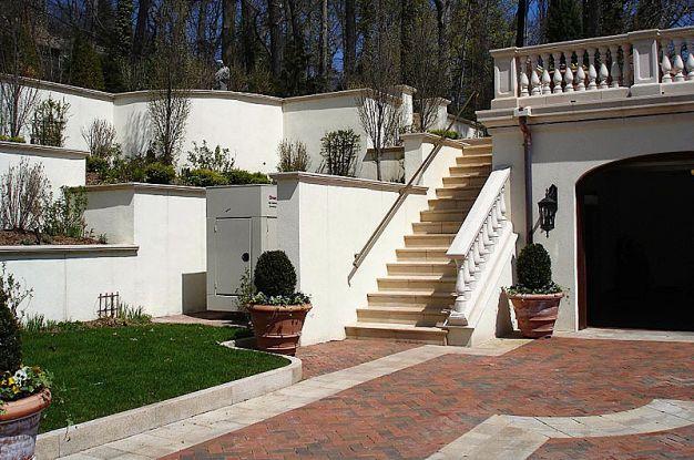 Escaleras exteriores solancis for Escaleras exteriores