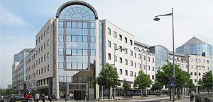 Le Dôme building, Luxembourg