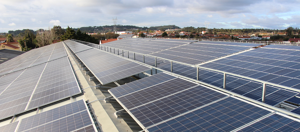 SOLANCIS produit 25 pour cent de l'énergie dont elle a besoin