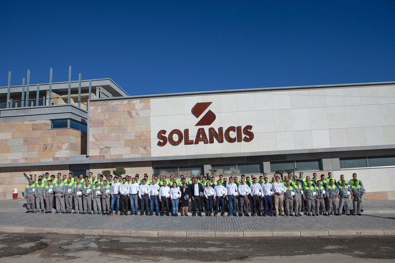 SOLANCIS équipe