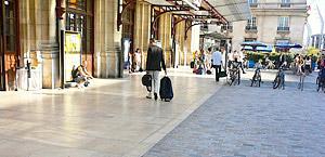 Gare de Saint-Jean, Bordéus, França