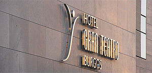 Hotel Silken Gran Teatro, Burgos, Espanha