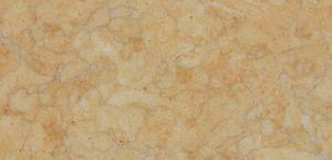 Pedra Lioz Gold com acabamento amaciado