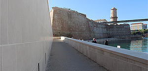 Fort Saint-Jean, Marseille, France