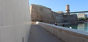 Fort Saint-Jean, Marseille, France