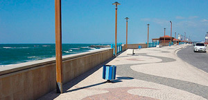 Praia da Vieira Beach Promenade, Leiria, Portugal