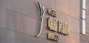 Hotel Silken Gran Teatro, Burgos, Spain