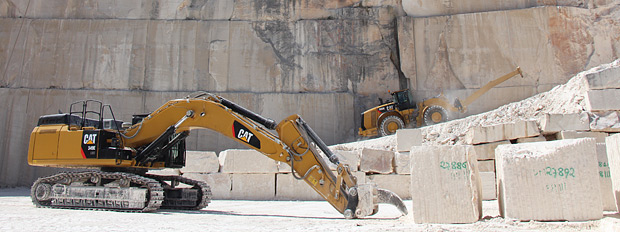 360º Excavator