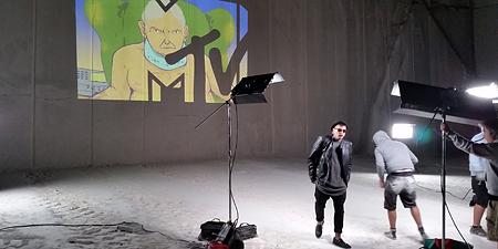 Карьер Vale da Moita на видео к годовщине МТV Португалия