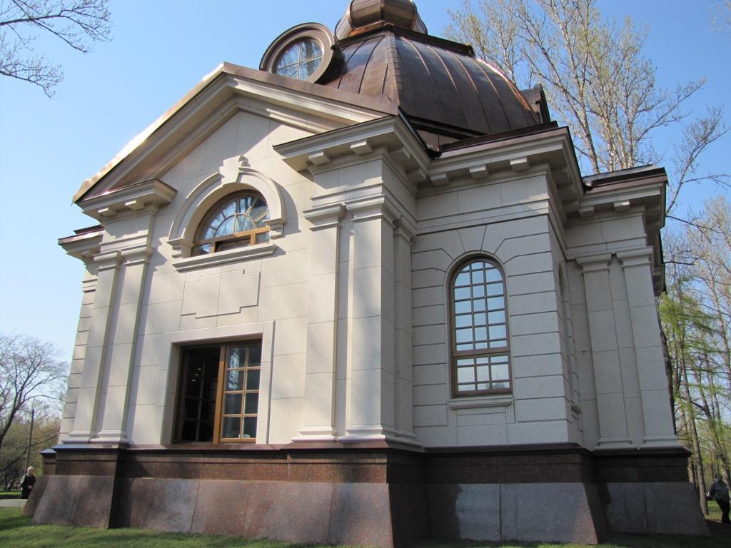 Облицовочный камень для фасада - Beige Perola