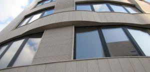 3d facades stone building moscow